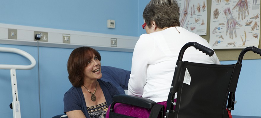 The experience of Livability Icanho, a patient's story